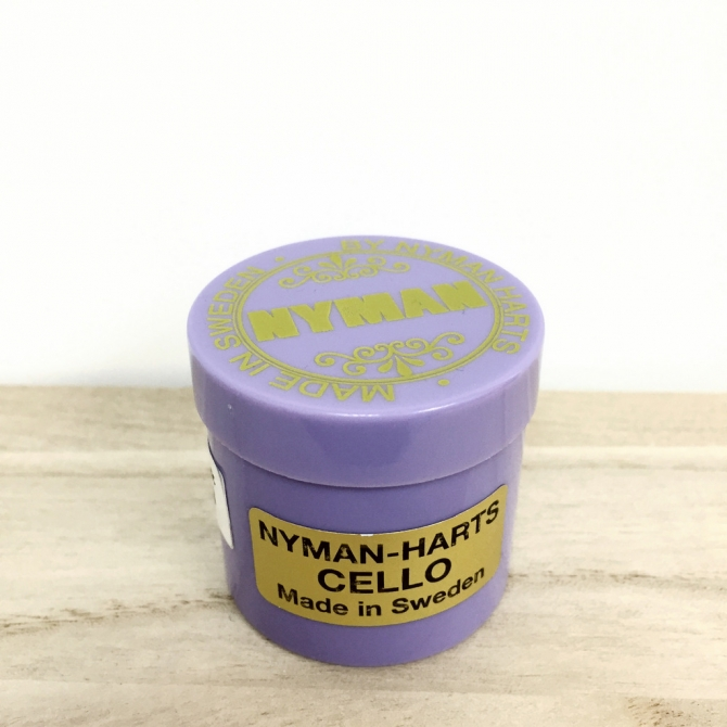 Nyman Rosin for Cello