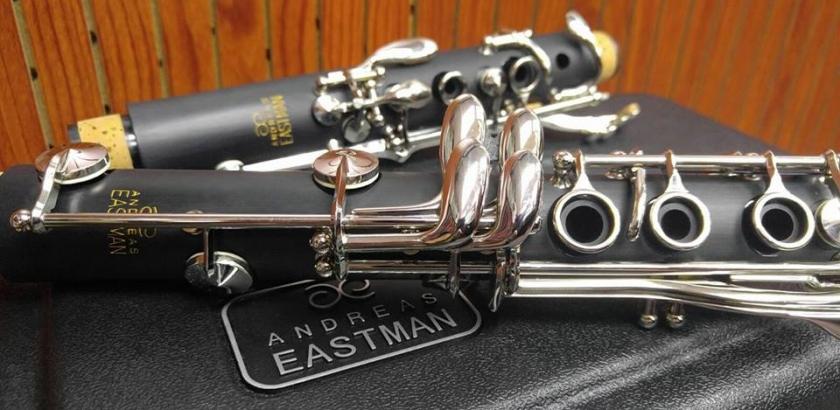 精明樂手購物指南|Eastman 單簧管