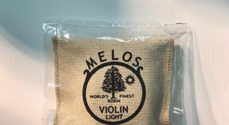 精明樂手購物指南 Melo – Violin Light Rosin